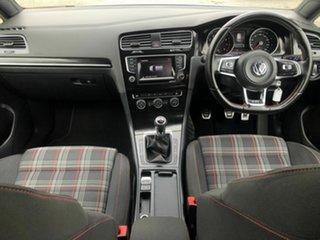 2014 Volkswagen Golf VII MY15 GTi White 6 Speed Manual Hatchback