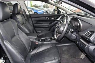 2018 Subaru Impreza G5 MY19 2.0i-S CVT AWD Black 7 Speed Constant Variable Hatchback