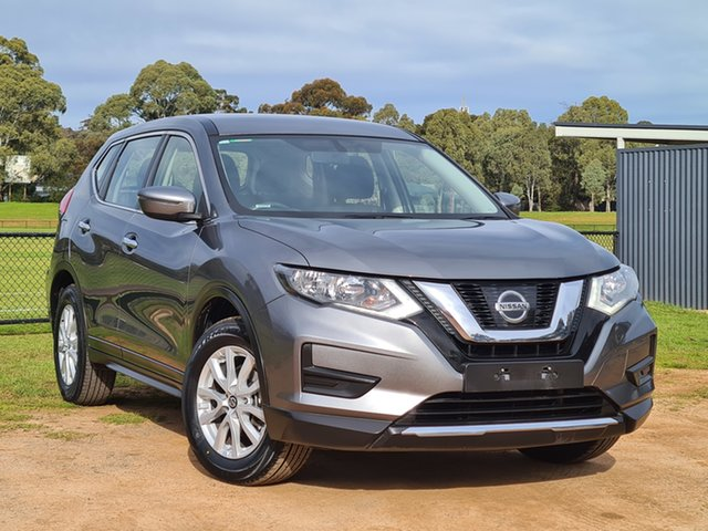 Used Nissan X-Trail T32 Series II ST X-tronic 2WD St Marys, 2017 Nissan X-Trail T32 Series II ST X-tronic 2WD Grey 7 Speed Constant Variable Wagon