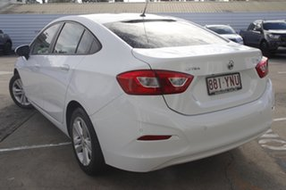 2018 Holden Astra BL MY18 LS White 6 Speed Sports Automatic Sedan.