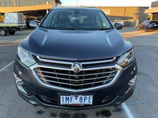 2018 Holden Equinox EQ MY18 LTZ AWD Blue 9 Speed Sports Automatic Wagon.