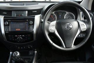 2017 Nissan Navara D23 S2 ST-X Black 6 Speed Manual Utility