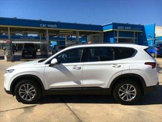 2019 Hyundai Santa Fe TM.2 MY20 Active White 8 Speed Sports Automatic Wagon