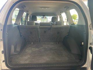 2011 Toyota Landcruiser Prado 150 GX White Manual 4x4 Wagon