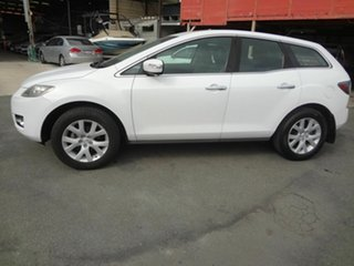 2007 Mazda CX-7 ER Luxury (4x4) White 6 Speed Auto Activematic Wagon