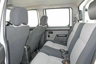 2014 Nissan Navara D22 Series 5 ST-R (4x4) White 5 Speed Manual Dual Cab Pick-up