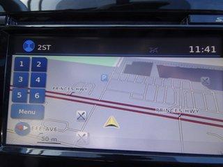 2017 Nissan Navara D23 S2 ST-X Silver 7 Speed Automatic Utility