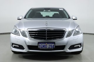 2010 Mercedes-Benz E250 212 CGI Avantgarde Silver 5 Speed Automatic Sedan.
