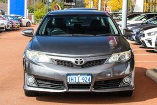 2011 Toyota Camry ASV50R Atara SX Grey 6 Speed Sports Automatic Sedan.