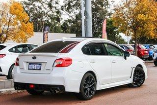2019 Subaru WRX V1 MY20 Premium Lineartronic AWD White 8 Speed Constant Variable Sedan.