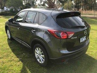 2013 Mazda CX-5 MY13 Maxx Sport (4x2) Grey 6 Speed Automatic Wagon
