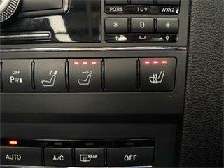 2010 Mercedes-Benz E-Class A207 E350 Avantgarde Tenorite Grey Sports Automatic Cabriolet