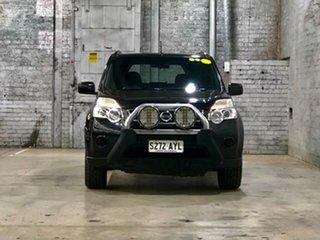 2013 Nissan X-Trail T31 Series V ST Black 6 Speed Manual Wagon.
