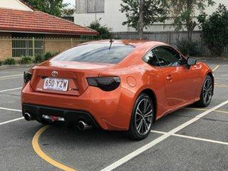 2013 Toyota 86 ZN6 GTS Orange 6 Speed Manual Coupe.