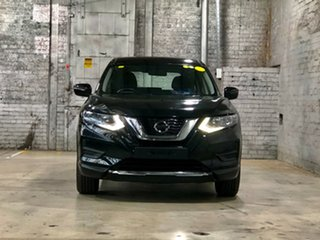 2017 Nissan X-Trail T32 ST X-tronic 2WD Black 7 Speed Constant Variable Wagon.