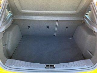2012 Ford Focus LW MkII ST Orange 6 Speed Manual Hatchback