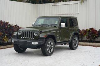 2021 Jeep Wrangler JL MY21 Overland Velvet Red 8 Speed Automatic Hardtop