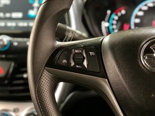 2017 Holden Spark MP MY17 LS Silver 5 Speed Manual Hatchback
