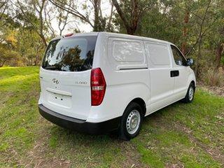 2017 Hyundai iLOAD TQ3-V Series II MY18 Creamy White/urban G 5 Speed Automatic Van