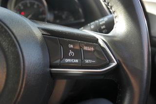 2018 Mazda 3 BN5238 SP25 SKYACTIV-Drive GT Grey 6 Speed Sports Automatic Sedan