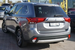 2016 Mitsubishi Outlander ZK MY16 Exceed 4WD Grey 6 Speed Constant Variable Wagon