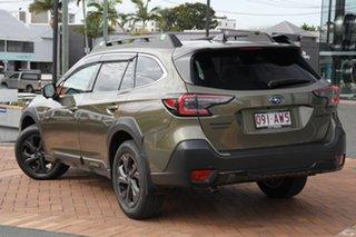 2020 Subaru Outback B7A MY21 AWD Sport CVT Autumn Green 8 Speed Constant Variable Wagon.