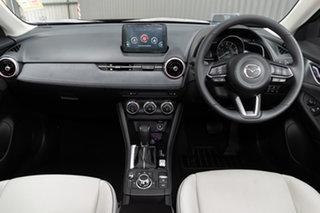 2021 Mazda CX-3 DK4W7A Akari SKYACTIV-Drive i-ACTIV AWD Jet Black 6 Speed Sports Automatic Wagon