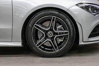 2020 Mercedes-Benz CLA-Class C118 800+050MY CLA250 D-CT 4MATIC Iridium Silver 7 Speed