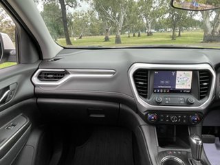 2018 Holden Acadia AC MY19 LT AWD Abalone White 9 Speed Sports Automatic Wagon