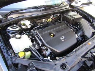 2008 Mazda 3 BK1032 SP23 Black 6 Speed Manual Sedan