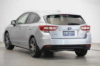 2017 Subaru Impreza G5 MY17 2.0i CVT AWD Silver 7 Speed Constant Variable Hatchback