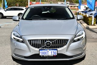 2017 Volvo V40 M Series MY17 T4 Adap Geartronic Inscription Silver 6 Speed Sports Automatic