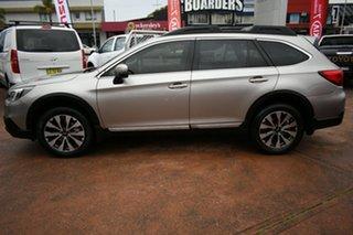 2015 Subaru Outback MY14 3.6R Premium Gold 5 Speed Auto Elec Sportshift Wagon