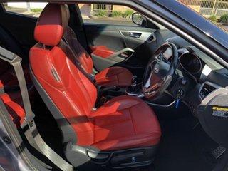 2013 Hyundai Veloster FS3 Street Coupe Grey 6 Speed Manual Hatchback
