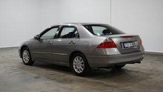 2007 Honda Accord 7th Gen MY07 V6 Luxury Grey 5 Speed Automatic Sedan.