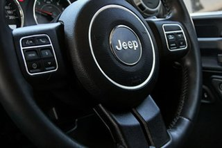 2014 Jeep Wrangler JK MY2015 Unlimited Sport White 6 Speed Manual Softtop