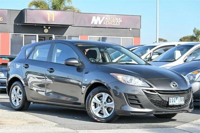 Used Mazda 3 BL10F1 MY10 Neo Activematic Braeside, 2010 Mazda 3 BL10F1 MY10 Neo Activematic Grey 5 Speed Sports Automatic Sedan