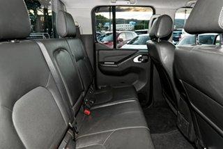 2014 Nissan Navara D40 S6 MY12 ST Black 5 Speed Sports Automatic Utility