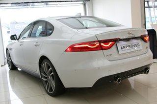 2016 Jaguar XF X260 MY16 S Yulong White 8 Speed Sports Automatic Sedan.