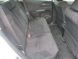 2014 Honda CR-V RM MY15 VTi Plus White 5 Speed Automatic Wagon