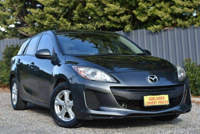 Used Mazda 3 BL10F1 MY10 Neo Morphett Vale, 2011 Mazda 3 BL10F1 MY10 Neo Grey 6 Speed Manual Hatchback
