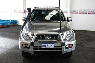 2017 Mitsubishi Triton MQ MY17 GLS Double Cab 5 Speed Sports Automatic Utility.