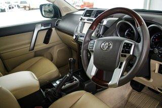 2016 Toyota Landcruiser Prado GDJ150R MY16 Kakadu (4x4) Eclipse Black 6 Speed Automatic Wagon