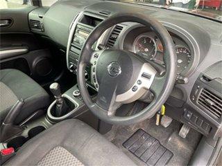 2010 Nissan X-Trail T31 MY11 TS (4x4) Black 6 Speed Manual Wagon
