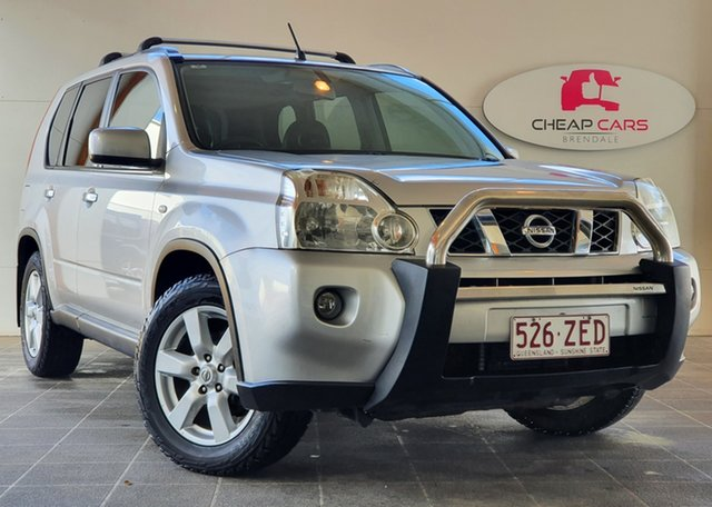 Used Nissan X-Trail T31 TI Brendale, 2007 Nissan X-Trail T31 TI Silver 1 Speed Constant Variable Wagon