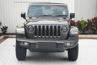 2021 Jeep Wrangler JL MY21 Unlimited 80th Anniversary Granite Crystal Metallic Clearcoat 8 Speed.