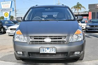 2010 Kia Grand Carnival VQ EXE Grey 5 Speed Sports Automatic Wagon