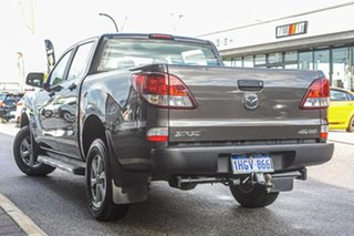 2018 Mazda BT-50 UR0YG1 XT Brown 6 Speed Sports Automatic Utility.