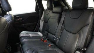 2014 Jeep Cherokee KL Sport Silver 9 Speed Sports Automatic Wagon