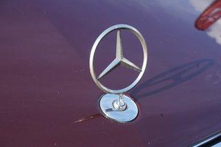 2007 Mercedes-Benz C-Class W204 C200 Kompressor Elegance Purple 5 Speed Sports Automatic Sedan